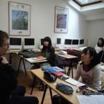 Master class en japonais de Frédéric Boilet