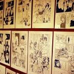 Nomades est le parcours culturel et artistique du Haut Marais manga