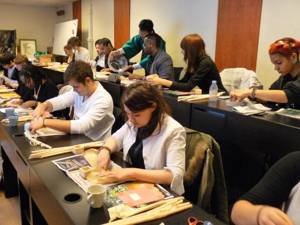 workshop de MASU d'OHASHI RYOKI S.A.R.L., GIFU